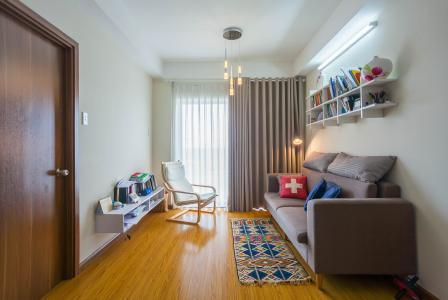 Bán căn hộ Flora Anh Đào Quận 9, 2PN, đầy đủ nội thất