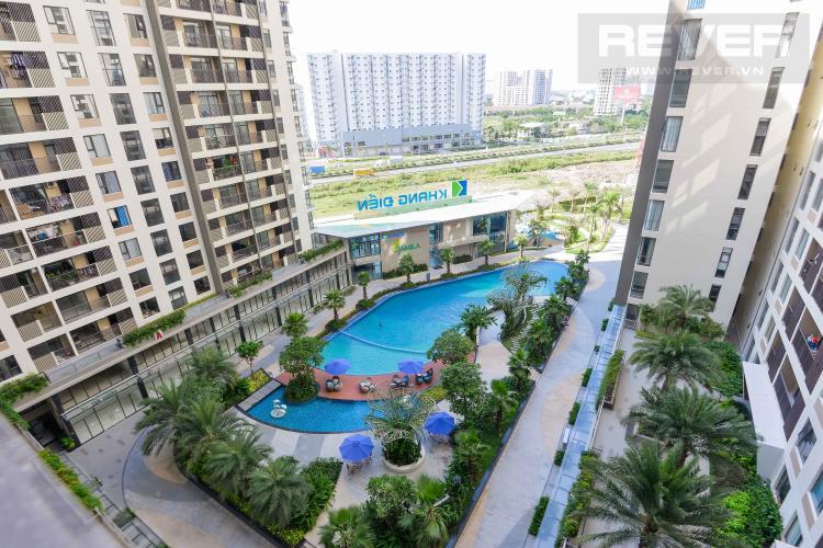 View Bán căn hộ Jamila Khang Điền 2PN, tầng thấp, block B, view hồ bơi nội khu