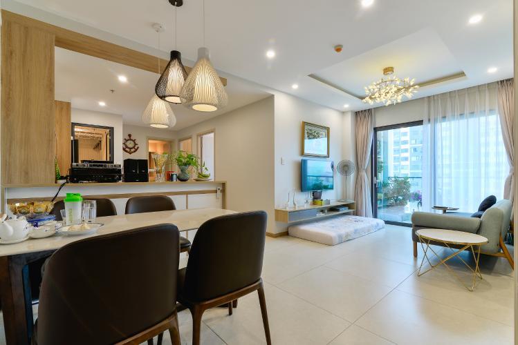 Bán căn hộ New City Thủ Thiêm tầng trung tháp Babylon, 3PN 2WC, đầy đủ nội thất