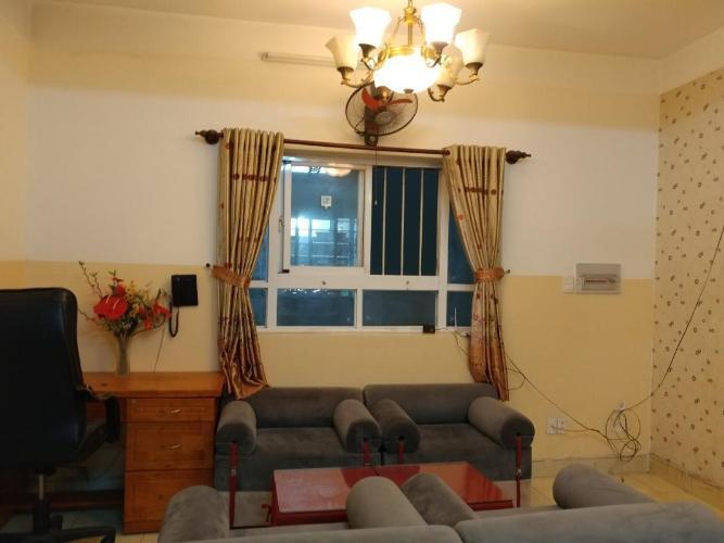 Căn hộ chung cư Khang Gia tầng trung, view nội khu.