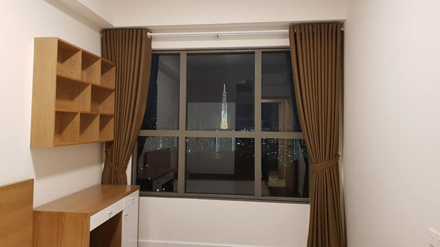 2 Cho thuê căn hộ The Sun Avenue 3PN, diện tích 79m2, đầy đủ nội thất, view Landmark 81
