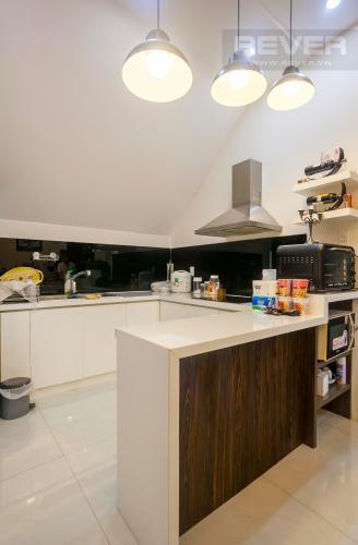 Nhà Bếp Cho thuê nhà phố Quận 2 5PN, đầy đủ nội thất