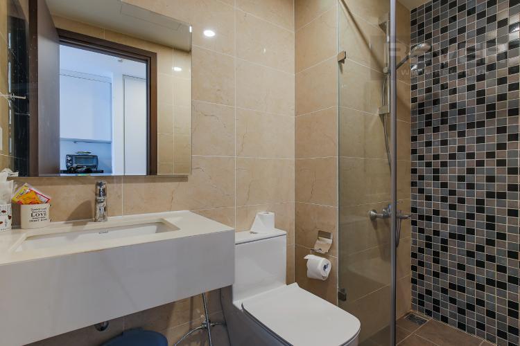 Phòng Tắm Bán căn hộ The Tresor 1PN 1WC, đầy đủ nội thất, view hồ bơi