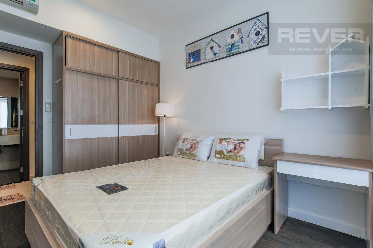 Phòng Ngủ 2 Căn hộ Masteri Millennium tầng trung, 2PN đầy đủ nội thất
