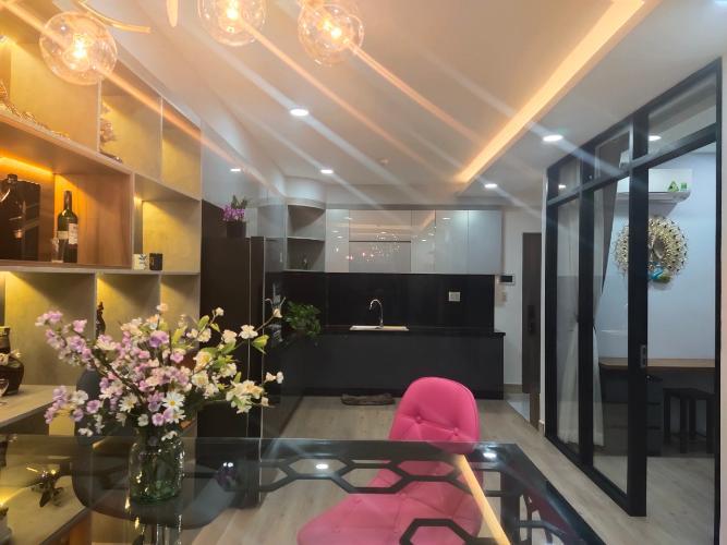 Phòng bếp căn hộ Saigon South Residence, Nhà Bè Căn hộ Saigon South Residence nội thất đầy đủ, thiết kế sang trọng.