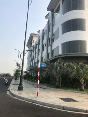 Mặt ngoài dự án Lakeview Thủ Thiêm Bán căn hộ Thủ Thiêm Lakeview 2, diện tích 70.39 m2, 2PN, bàn giao thô, hướng ban công Đông Bắc