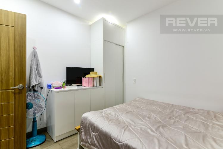 Phòng Ngủ 2 Cho thuê căn hộ The Gold View 2PN, tầng trung tháp A, đầy đủ nội thất, hướng Tây Nam