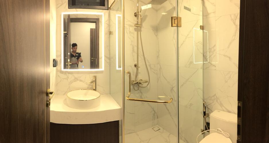 Phòng tắm căn hộ Sunshine City Sài Gòn Căn hộ Sunshine City Saigon nội thất cơ bản, view tầng cao.