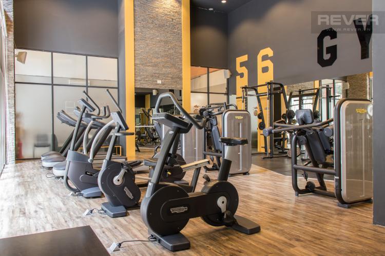 Phòng Gym Bán căn hộ Icon 56 3PN, tầng thấp, đầy đủ nội thất, đã có sổ hồng