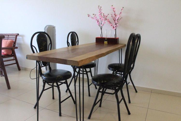 Phòng ăn căn hộ HAUSNEO Bán hoặc cho thuê căn hộ HausNeo 1PN, tầng 5, không có nội thất