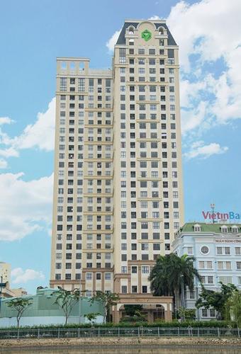 Chung cư Icon 56 Căn hộ chung cư Icon 56 view thành phố cực thoáng, đầy đủ tiện nghi.