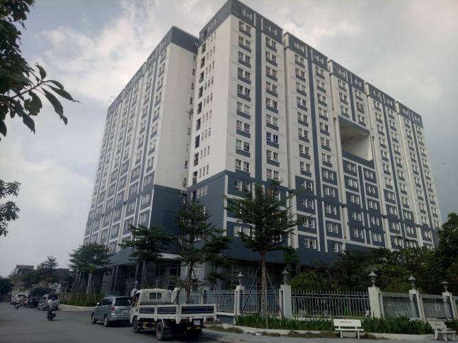 Dream Home Residence, Gò Vấp Căn hộ Dream Home Residence tầng trung, view nội khu thoáng mát.