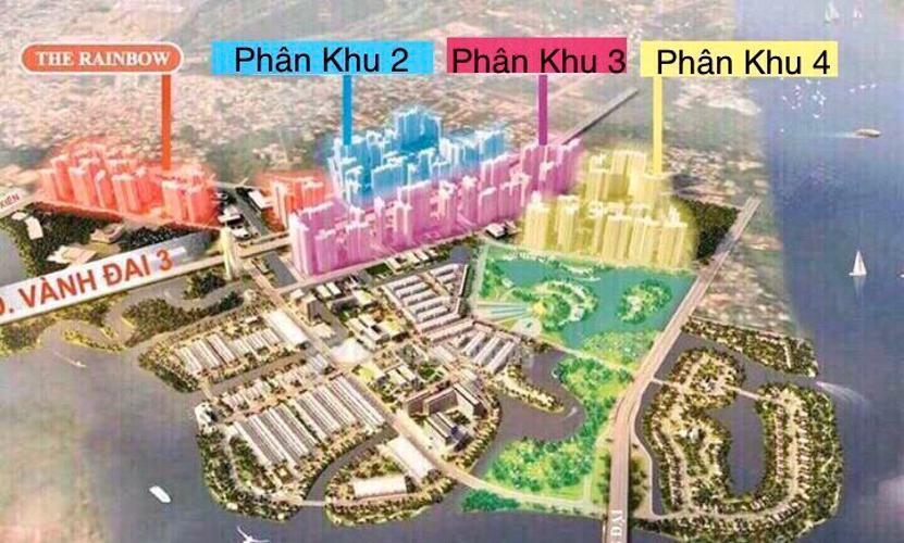 Phân khu căn hộ VINHOMES GRAND PARK Bán căn hộ Vinhomes Grand Park 2 phòng ngủ, diện tích 59m2, nội thất cơ bản