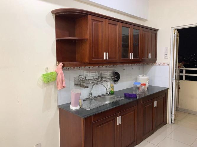 Phòng bếp chung cư 26 Nguyễn Thượng Hiền, Gò Vấp Căn hộ chung cư 26 Nguyễn Thượng Hiền hướng Đông Nam.