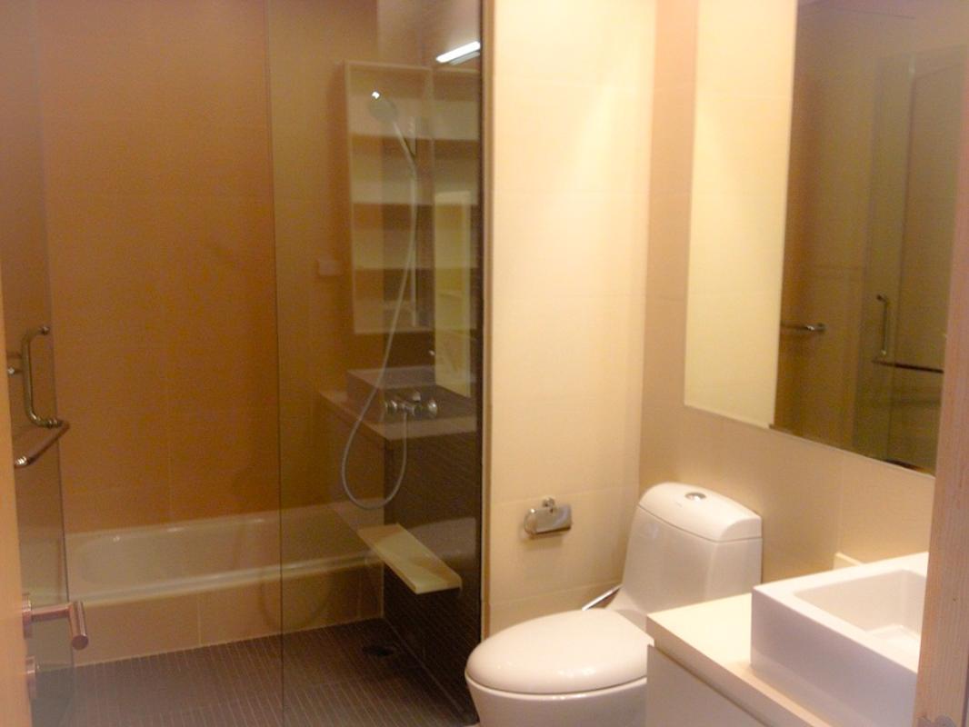 Phòng tắm Master Bán căn hộ The Vista An Phú 2PN, tháp T4, diện tích 101m2, đầy đủ nội thất, view sông Sài Gòn và bán đảo Thanh Đa