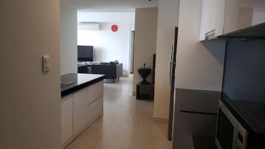 Nội thất căn hộ Masteri Thảo Điền quận 2 Căn hộ Masteri Thảo Điền 3 phòng ngủ view sông, nội thất đầy đủ.