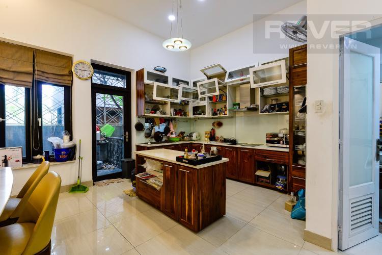 Bếp Cho thuê nhà phố 5 tầng, tọa lạc trên đường số 33, Phường Bình An, Quận 2