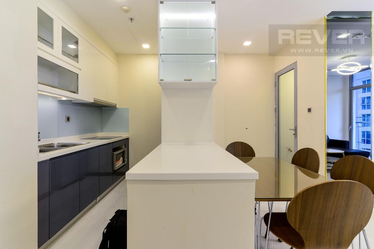 _DSC4004 Bán căn hộ Vinhomes Central Park 2PN, tháp Park 5, đầy đủ nội thất, view sông và công viên xanh mát