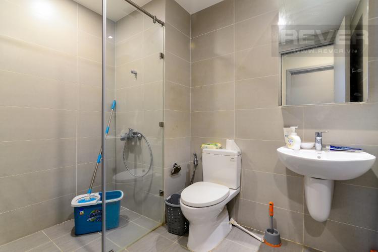 Phòng Tắm Bán căn hộ The Gold View 1PN, tháp A, nội thất cơ bản, view kênh Bến Nghé