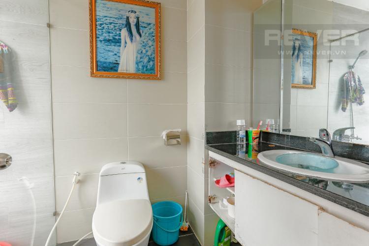 Phòng Tắm 2 Căn hộ Duplex New Sài Gòn tầng cao tháp D1, 4 phòng ngủ, full nội thất
