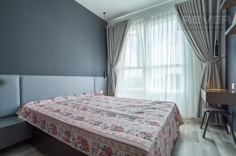 Phòng Ngủ 1 Căn hộ Vista Verde 2 phòng ngủ tầng cao T1 nội thất hiện đại