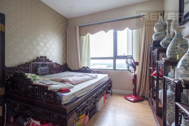 Phòng Ngủ 3 Căn hộ Masteri Thảo Điền 3 phòng ngủ tầng trung T5 view nội khu