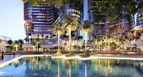 Quận 7 sắp có tổ hợp căn hộ resort nghỉ dưỡng ven sông áp dụng công nghệ 4.0