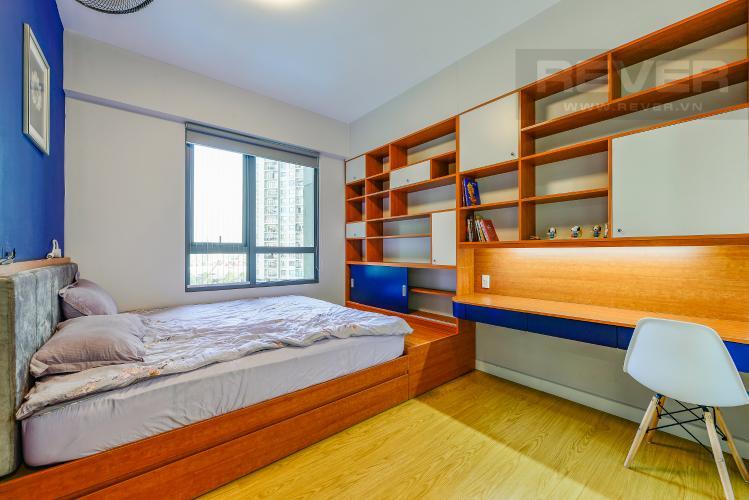 Phòng ngủ Căn hộ Masteri Thảo Điền 1 phòng ngủ tầng trung T4 đầy đủ nội thất
