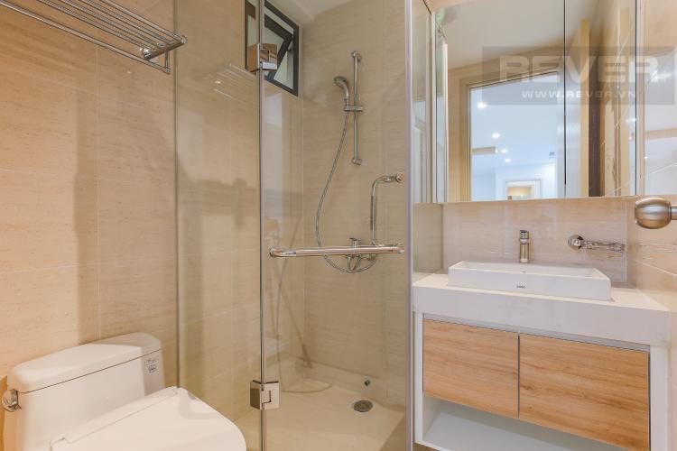 Phòng Tắm 2 Căn hộ New City Thủ Thiêm tầng trung, tháp Venice, 3PN nội thất đầy đủ