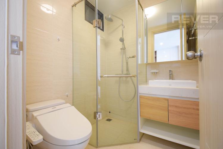 Toilet Căn hộ New City Thủ Thiêm tầng trung tòa Babylon, 1 phòng ngủ, full nội thất
