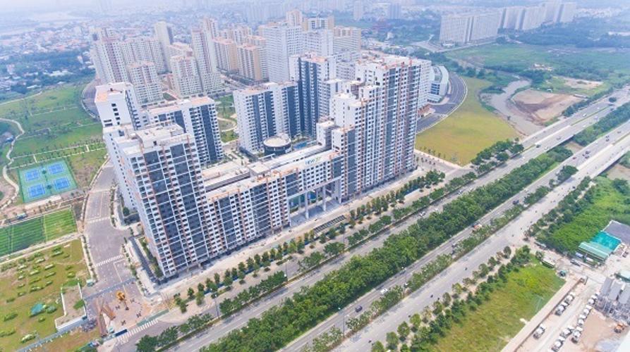 Chung cư New City Thủ Thiêm, Quận 2 Căn hộ New City Thủ ThiêmCity nội thất cơ bản, view thoáng mát.
