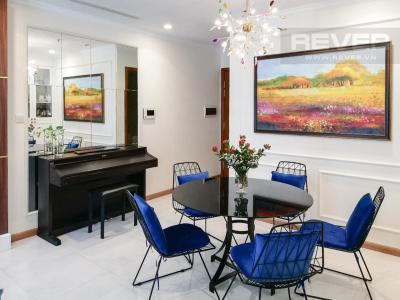 Bán căn hộ Vinhomes Central Park 2PN, tháp Landmark 2, diện tích 88m2, đầy đủ nội thất