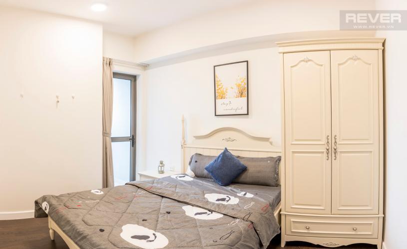 Phòng Ngủ 1 Bán căn hộ RiverGate Residence, tầng trung, tháp B, đầy đủ nội thất