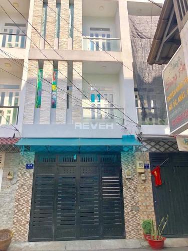 Mặt tiền nhà phố Tân Phú Nhà phố mặt tiền diện tích đất 46.2m2, vị trí thuận tiện kinh doanh.
