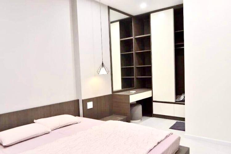 Phòng ngủ căn hộ Sunrise Riverside Căn hộ Sunrise Riverside Nhà Bè, tầng cao - nội thất đầy đủ