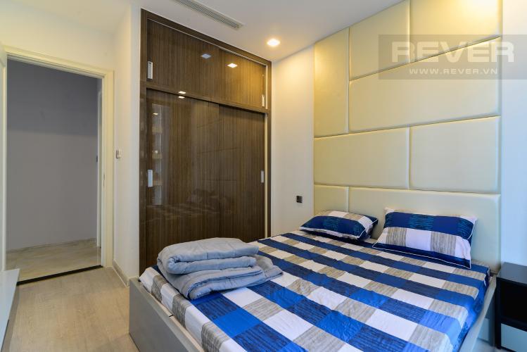 Phòng Ngủ 1 Bán căn hộ Vinhomes Golden River 3PN, đầy đủ nội thất, view sông