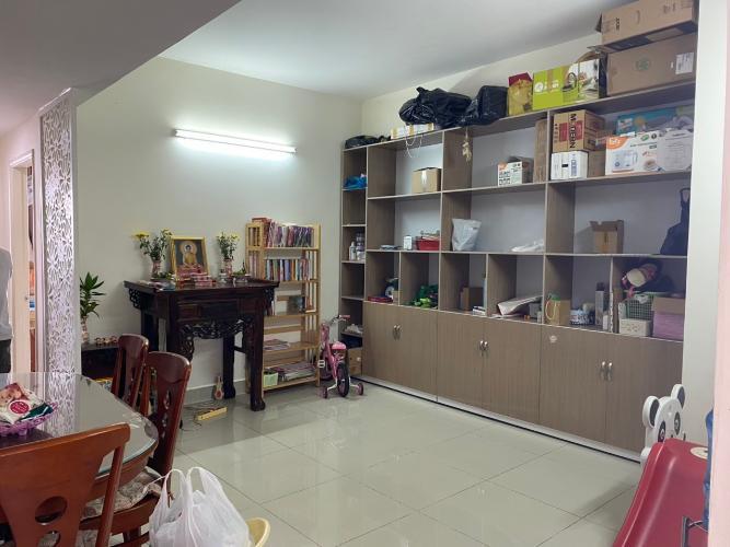 Bán căn hộ 2 phòng ngủ chung cư Chu Văn An, nội thất cơ bản.