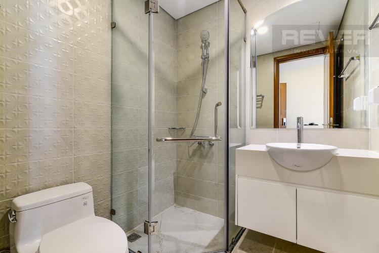Phòng Tắm 1 Bán căn hộ Vinhomes Central Park tầng cao, 2PN, đầy đủ nội thất