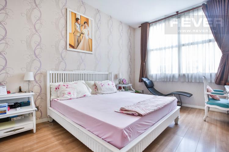 Phòng Ngủ 3 Căn hộ The Estella Residence 3 phòng ngủ tầng cao 1A view hồ bơi