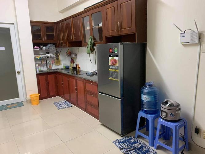Căn hộ Chung cư Sao Mai đầy đủ nội thất, khu dân cư sầm uất.