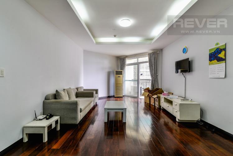 Phòng Ăn Căn hộ Green View 3 phòng ngủ tầng thấp AC nội thất đầy đủ