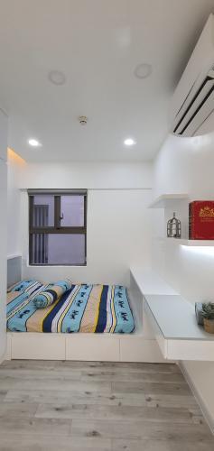 Phòng ngủ Saigon South Residence  Căn hộ Saigon South Residence tầng 28 nội thất hiện đại