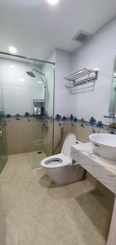 Nhà vệ sinh căn hộ Sunrise Riverside Bán căn hộ Sunrise Riverside nội thất đầy đủ, tiện nghi và hiện đại.