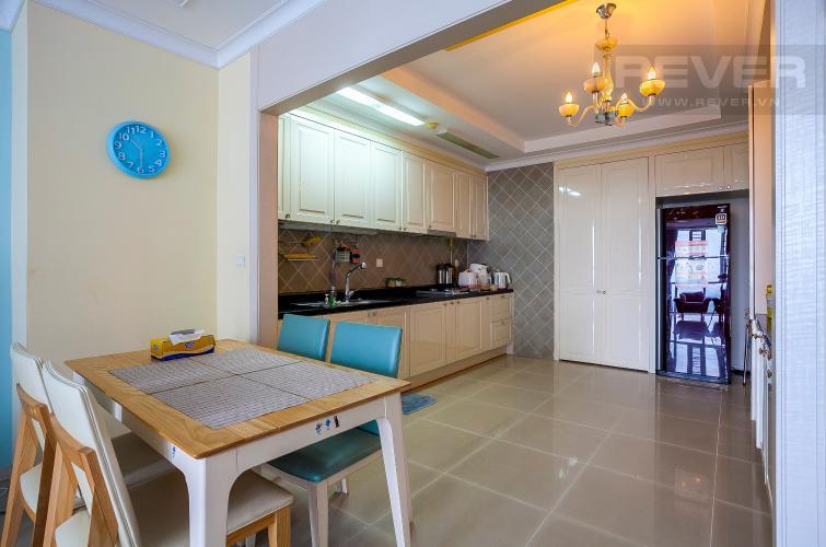 Khu Vực Bếp Căn hộ Imperia An Phú 3 phòng ngủ tầng trung block B full nội thất