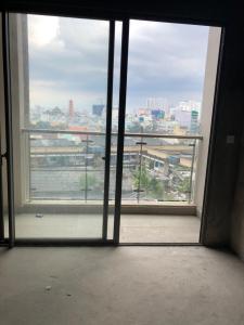 Bán officetel Masteri Millennium 1PN, diện tích 30.87m2, nhà thô, chưa có nội thất