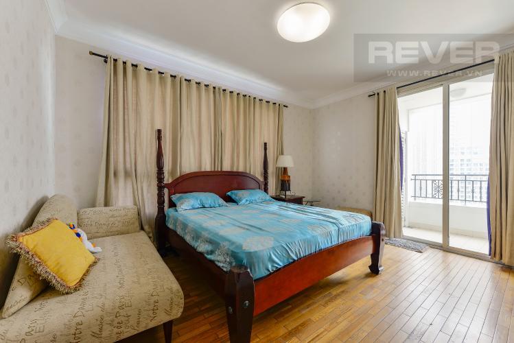 Phòng ngủ 2 Căn hộ The Manor 3 phòng ngủ tầng cao AE đầy đủ tiện nghi