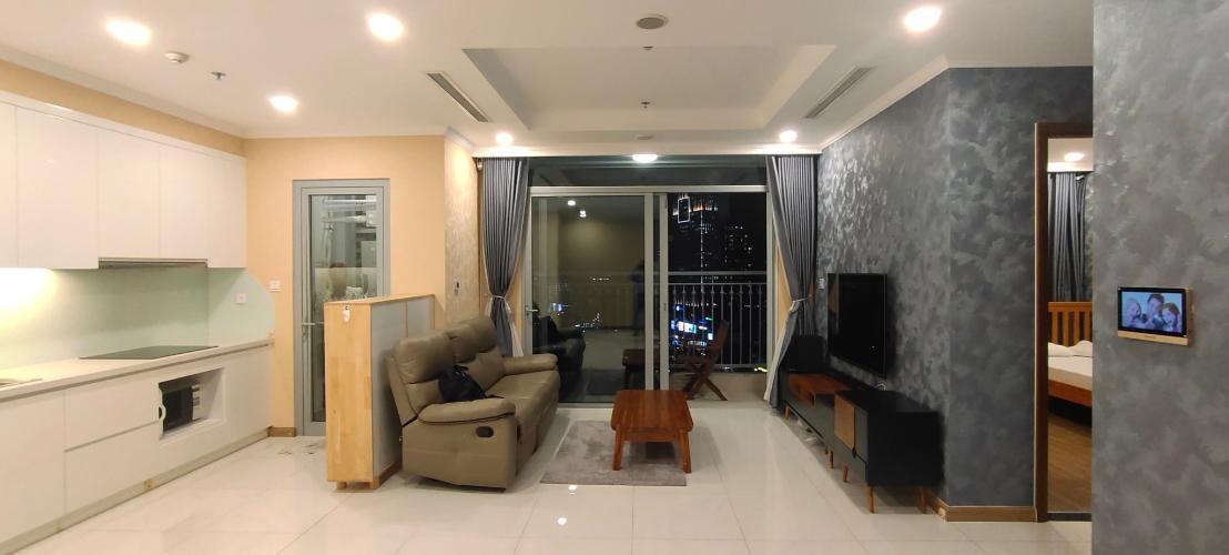 Căn hộ 3 phòng ngủ, full nội thất Vinhome Central Park