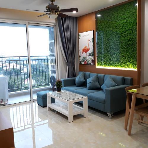 Cho thuê căn hộ Sunrise Riverside tầng trung, đầy đủ nội thất, diện tích 71.03m2.
