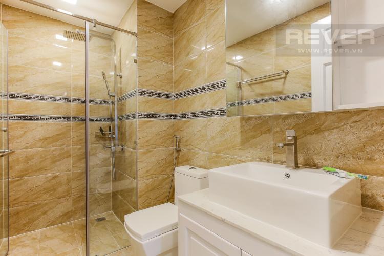 Phòng Tắm 2 Căn hộ The Gold View 2 phòng ngủ tầng thấp A2 hướng Tây Nam