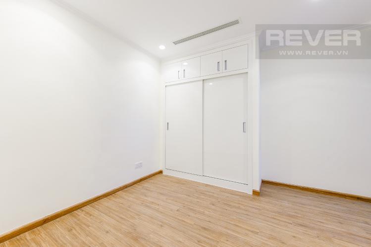 Phòng ngủ 3 Căn hộ Vinhomes Central Park 3 phòng ngủ tầng trung L3 nhà trống